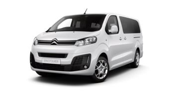 CITROEN SPACE TOURER 1.5 BlueHDi 120 Feel XL [8 Seat] 5dr thumbnail image
